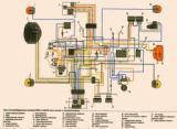 Электро схема мотоцикла урал фото 374